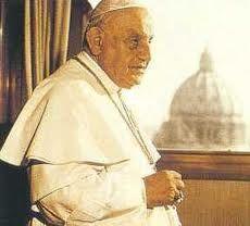 ENCUENTRO DE JUAN XXIII Y UN EXTRATERRESTRE
