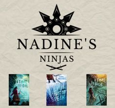 If you've followed Penprints for any length of time, you've probably heard me mention The Out of Time Series by Nadine Brandes. If you haven't, I'm not sure what Penprints you've been reading, but …