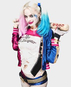 "harleyquinnsquad: ""❖Harley Quinn Character Portrait """