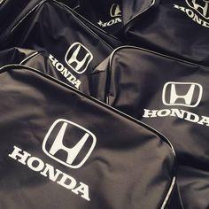 As necessaires da Honda já estão prontas! Ficaram ótimas!  Faça um orçamento em nosso site  #necessaire #brindespromocionais #brindespersonalizados #brindescorporativos #malgueiro #brindes