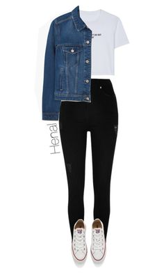 Designer Clothes, Shoes & Bags for Women Trendy Outfits For Teens, Cute Lazy Outfits, Casual School Outfits, Sporty Outfits, Simple Edgy Outfits, New Outfits, Stylish Outfits, Girl Outfits, Girls Fashion Clothes