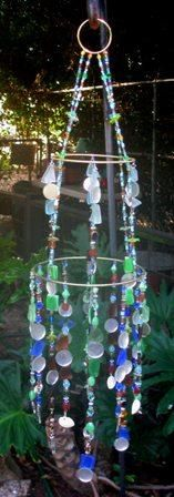 "Beach Glass Art   Sea Glass is, ""Beach Glass"" ."