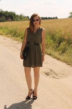 Dress by H&M :) http://4weloveit.blogspot.com/2013/07/sukienka-dress.html