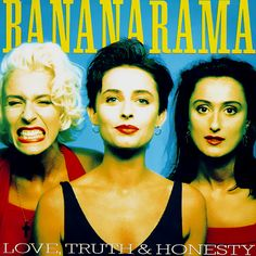 One of the weakest of Bananarama's singles from the PWL era. I like the cover anyways.