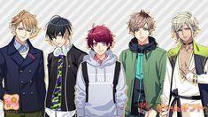A3!(エースリー)の新着ニュースを紹介!!プロデューサー解説あり!劇団員紹介その1~ここからすべてが始まる「春組」編~ たまおです。 今冬リリース予定のイケメン役者育成ゲーム『A3!(エースリー)』。 本 Hot Anime Guys, Anime Boys, Actors, Spring, Girls, Anime Guys, Actor