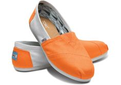 Yes these are university of Tennessee toms!