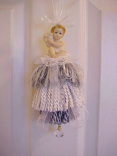 Decorative Tassel cherub