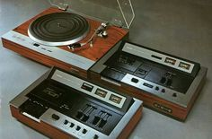 That turntable goes on my wishlist!