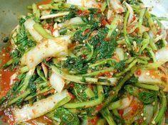 열무김치 쉽게 담는 요령 – 레시피 | Daum 요리