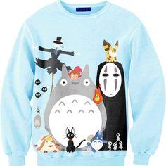 Ghibli Sweater