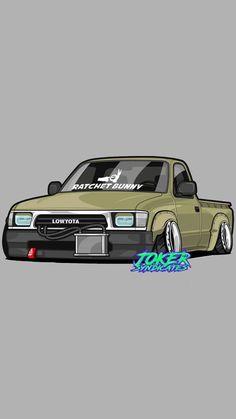 Golf Tips Pitching Wedge Refferal: 4437581208 Tuner Cars, Jdm Cars, Car Animation, Jdm Wallpaper, Truck Art, Drifting Cars, Car Illustration, Weird Cars, Mini Trucks