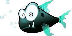 dibujos peces graciosos - Buscar con Google