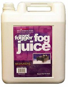 1 Gallon Ground Fogger Fog Machine Fluid Halloween Prop by Jekyll and Hyde Props. $31.99