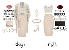 Day / night by bxxsic on Polyvore featuring polyvore, fashion, style, Oasis, Miss Selfridge, Liliana, DKNY, Givenchy, Olivia Burton, Cartier, Lime Crime, Pier 1 Imports and clothing #daily #day #night #nightout #fashion #polyvore #nude