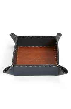 Tommy Bahama Pick Stitch Valet Tray available at #Nordstrom