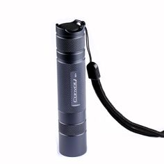 Convoy S2+Grey XM-L2 7135x4 3/5Modes EDC LED Flashlight 18650