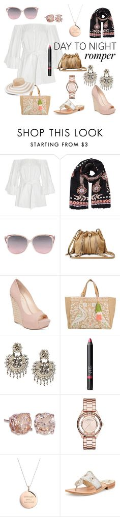 """""""Southwest Day to Night"""" by irena-monticelli on Polyvore featuring Cameo, Temperley London, Diane Von Furstenberg, Jessica Simpson, Star Mela, NARS Cosmetics, Marc by Marc Jacobs, Kate Spade, Jack Rogers and Vera Bradley"""