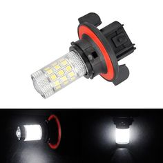 [US$5.59] H13 650LM 4.8W 2835SMD 36LED High Power White Car Light Source Fog Headlight  #2835smd #36led #650lm #headlight #high #light #power #source #white