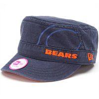 New Era Chicago Bears Ladies Goal-To-Go Military Adjustable Hat