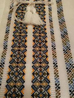 Cross Stitch Art, Cross Stitch Embroidery, Bridal Dresses, Costumes, Crochet, Model, Pattern, How To Make, Fashion