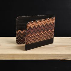 Pinnata Wave #dompet #wallet #kayu