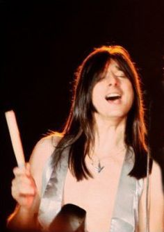 I want more cow bell--no Steve Perry!!