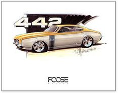 Art of Chip Foose