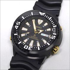 Seiko #ProspeX #BabyTuna #Automatic Diver 200M SRP641K1 #Black #Seiko #Diver #watch
