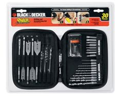 Black & Decker 71-973 Quick Connect 30-Piece Drilling and Screwdriving Set by Black & Decker, http://www.amazon.com/dp/B00099E7W4/ref=cm_sw_r_pi_dp_EP.Sqb0X4EB68