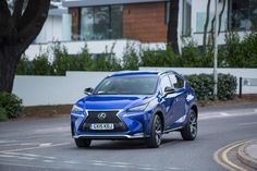 Twin turbos for new Lexus SUV