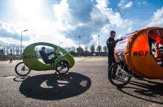 Testride in #Almere, Netherlands