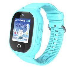 00c312c9077 Kids Smart Watch Child gps tracker kids watch wristwatch ... https