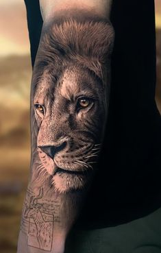 Ink Master, Family Tattoos, Creative Tattoos, Lion Tattoo, Lions, Tattoo Artists, Eyes, Awesome, Sleeve