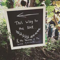 blackboard sign @plastikoteuk