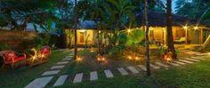 Holiday villa in Marari, Kerala
