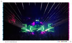 Disco Biscuits at the Mann Music Center. October 2012. Philadelphia, PA @Camp Bisco