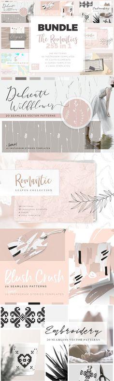 15 Ideas for wedding planner brochure design save the date Flower Illustration Pattern, Leaf Illustration, Collages, Graphic Patterns, Floral Patterns, Graphic Design, Simplicity Patterns, Design Patterns, Web Design