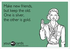 Good advice then and now. I used to be a Brownie with Marisa and our moms were troop leaders #GirlScouts