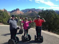 Shaping The Verde Valley: Flexin our Muscles....