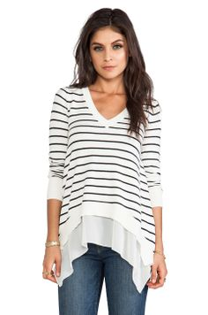 flowy stripes
