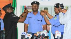 IGP Idris Promotes Police Officers Who Killed Notorious Vampire