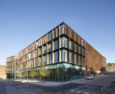 Gallery of One Angel Square / BDP - 1