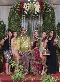 #wedding #dress #indonesian #hijab