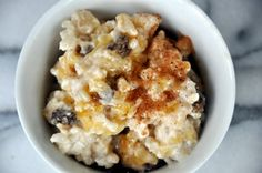 Coconut Rice Pudding. Katie's Review: Wonderful! I made a double batch ...