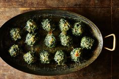 How to Make Gnocchi Verde (Spinach and Ricotta Dumplings)