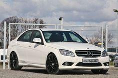 Mercedes-Benz C-Class C300 Mercedes Benz C-Class Sports – TopIsMagazine
