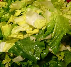Rocket Lunch: Wilted Escarole with Anchovy & Garlic Lettuce, Garlic, Cooking Recipes, Lunch, Vegetables, Food, Cooker Recipes, Chef Recipes, Lunches
