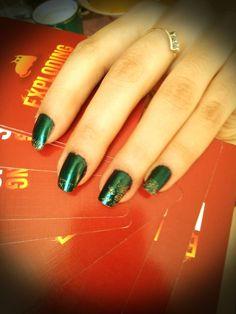 Idea no. 3 - Sunny Glimpse in Emerald Forest