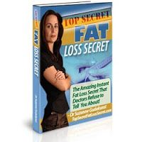 "Fat Loss Secret - A lady doctor named Dr Suzanne Gudakunst has just release what many are calling the end of the need for potentially harmful weight-loss drugs and designer foods made to help you lose weight.  Dr Suzanne's discovery allows anyone regardless of their particular diet to do ""just one simple thing"" and instantly start shedding anywhere from 15 lbs to as much as 200 lbs of unwanted and dangerous fat!"