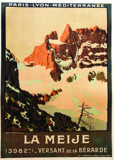 PLM Advertising Posters - Page 12 of 14 Vintage Ski, Vintage Travel Posters, Tourism Poster, Ski Posters, Art Graphique, Advertising Poster, Mountaineering, Art Auction, Vintage Photos